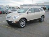 2010 Gold Mist Metallic Buick Enclave CXL #31257018