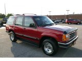 1994 Ford Explorer Electric Red Metallic