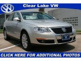 2010 Volkswagen Passat White Gold Metallic