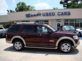 2006 Dark Cherry Metallic Ford Explorer Eddie Bauer #31331982