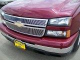 2006 Sport Red Metallic Chevrolet Silverado 1500 LT Extended Cab #31331758