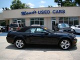 2007 Black Ford Mustang GT/CS California Special Convertible #31331985