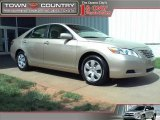 2008 Desert Sand Mica Toyota Camry CE #31332192