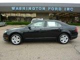 2010 Tuxedo Black Metallic Ford Fusion SE V6 #31331997