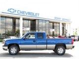 2003 Chevrolet Silverado 1500 LS Extended Cab 4x4
