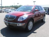2010 Red Jewel Tintcoat Buick Enclave CX #31332246