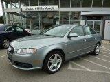 2008 Quartz Grey Metallic Audi A4 2.0T quattro Sedan #31331809