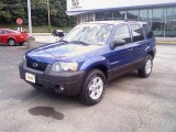 2006 Sonic Blue Metallic Ford Escape XLT V6 4WD #31331626