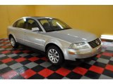 2003 Reflex Silver Metallic Volkswagen Passat GLX Sedan #31332107