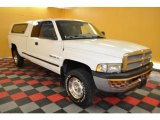 2001 Bright White Dodge Ram 1500 ST Club Cab 4x4 #31332126
