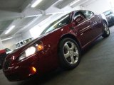 2007 Sport Red Metallic Chevrolet Malibu LT Sedan #31331874