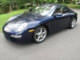 2007 Porsche 911 Lapis Blue Metallic