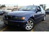 2003 Mystic Blue Metallic BMW 3 Series 325xi Sedan #31391969