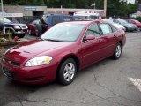 2006 Sport Red Metallic Chevrolet Impala LT #31392133