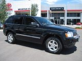 2006 Black Jeep Grand Cherokee Limited 4x4 #31391773