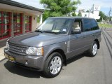 2007 Stornoway Grey Metallic Land Rover Range Rover HSE #31392199