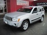 2006 Bright Silver Metallic Jeep Grand Cherokee Laredo #31420000