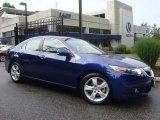 2010 Vortex Blue Pearl Acura TSX Sedan #31419897