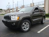 2006 Dark Khaki Pearl Jeep Grand Cherokee Limited 4x4 #31420023