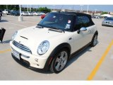 2007 Pepper White Mini Cooper S Convertible #31426371