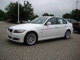 2010 Alpine White BMW 3 Series 328i xDrive Sedan #31426169
