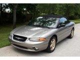1999 Chrysler Sebring Bright Platinum Metallic