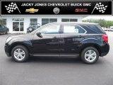 2010 Black Chevrolet Equinox LS #31426430