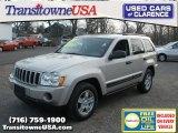 2006 Light Graystone Pearl Jeep Grand Cherokee Laredo 4x4 #31426667