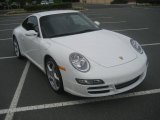 2008 Carrara White Porsche 911 Carrera Coupe #31426457