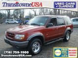 2001 Toreador Red Metallic Ford Explorer XLT 4x4 #31426672