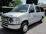 2008 Silver Metallic Ford E Series Van E150 XLT Passenger #31426697