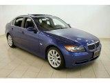2007 Montego Blue Metallic BMW 3 Series 335xi Sedan #31426476