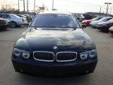 2003 Black Sapphire Metallic BMW 7 Series 745i Sedan #3144145