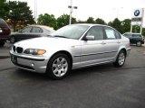 2004 Titanium Silver Metallic BMW 3 Series 325xi Sedan #31426119
