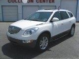 2010 White Opal Buick Enclave CXL #31426513