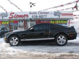 2005 Black Ford Mustang GT Premium Coupe #3141350