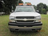 2003 Chevrolet Silverado 2500HD LS Regular Cab Animal Control Utility Data, Info and Specs