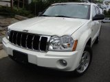2006 Stone White Jeep Grand Cherokee Limited 4x4 #31478488
