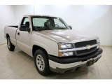 2005 Silver Birch Metallic Chevrolet Silverado 1500 LS Regular Cab #31478521