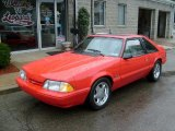Ford Mustang 1988 Data, Info and Specs