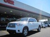 2010 Super White Toyota Tundra Limited CrewMax 4x4 #31478337