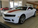 2010 Summit White Chevrolet Camaro LT/RS Coupe #31478545