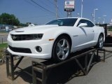 2010 Summit White Chevrolet Camaro SS/RS Coupe #31478547
