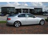 2010 Titanium Silver Metallic BMW 3 Series 335i Coupe #31478410