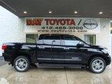 2010 Black Toyota Tundra Limited CrewMax 4x4 #31477973