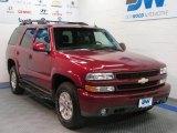 2004 Sport Red Metallic Chevrolet Tahoe Z71 4x4 #31478437