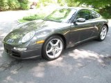 2007 Slate Grey Metallic Porsche 911 Carrera Coupe #31477982