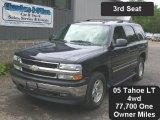 2005 Black Chevrolet Tahoe LT 4x4 #31478183