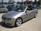 2007 Platinum Bronze Metallic BMW 3 Series 335i Convertible #31478000