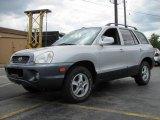 2003 Pewter Hyundai Santa Fe GLS 4WD #31478687
